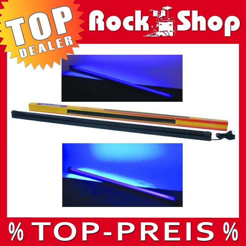 Eurolite-UV-Roehre-Komplettset-120cm-36W-Schwarzlicht-fuer-Party-Keller-Club-Disco