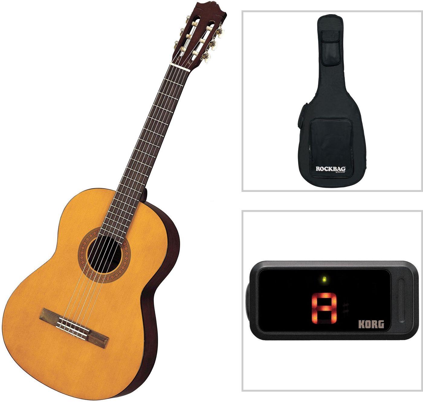 yamaha c 40 akustik gitarre klassik konzert gitarre. Black Bedroom Furniture Sets. Home Design Ideas