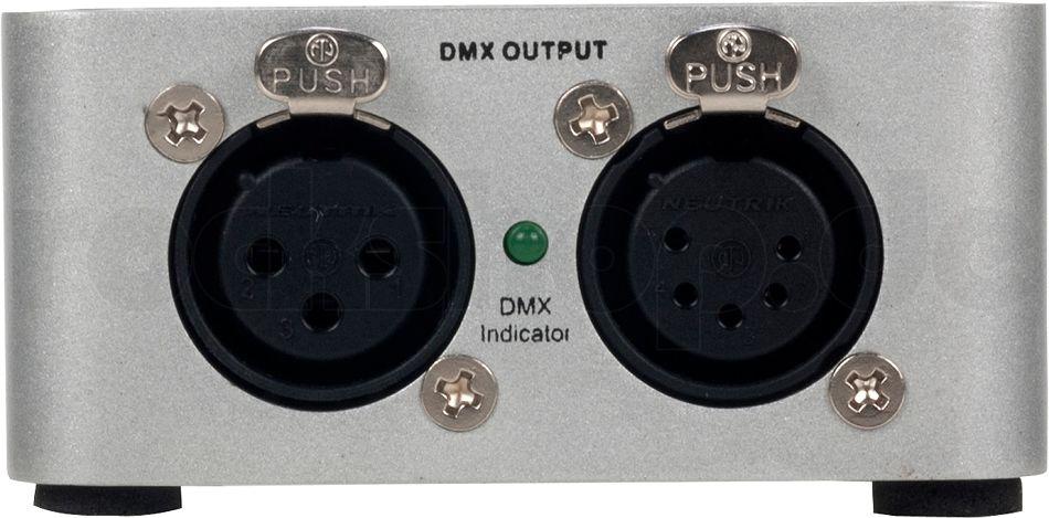 american dj mydmx 2 0 usb dmx controller software lichtsteuerung dimmer adj neu ebay. Black Bedroom Furniture Sets. Home Design Ideas