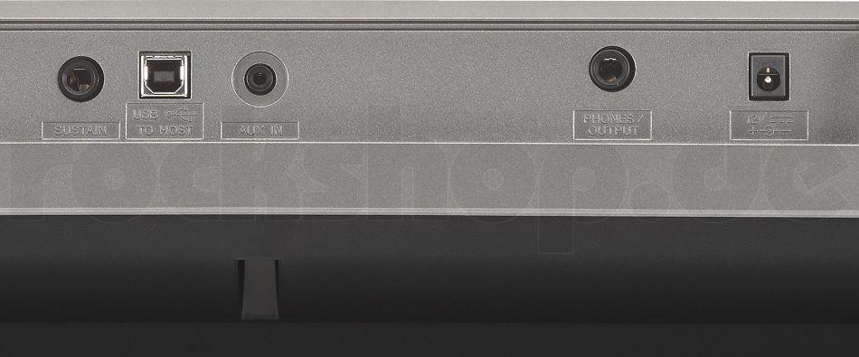 yamaha psr e353 keyboard f r anf nger mit netzteil. Black Bedroom Furniture Sets. Home Design Ideas