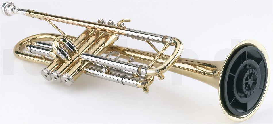 K/&M 15210 Ständer Stativ Halterung für Trompete Trompetenfuß König /& Meyer NEU